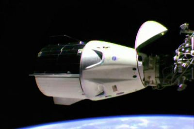 SpaceX has launched the Dragon ship to the ISS