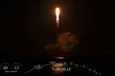 SpaceX successfully launched super heavy rocket