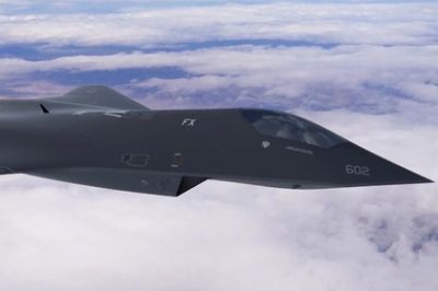 The US decided to replace the F-22 and F-35