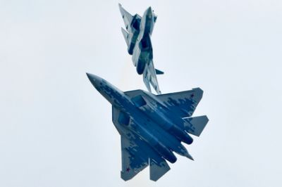 Su-57 will receive cryptographic protection