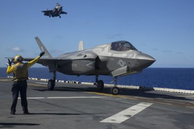 "F-22 and F-35 will be connected by the ""Babylonian fish"""