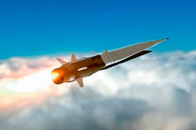 The material of the Russian hypersonic Zircon is disclosed