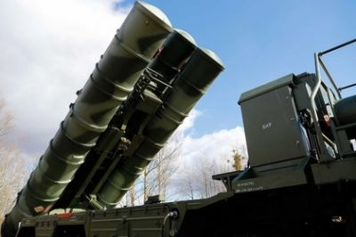 In Syria, tested the Russian S-500