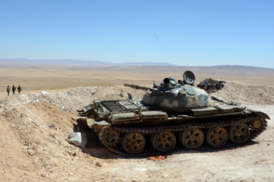 Syrian military confessed his love for Soviet tanks and named the best