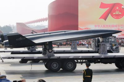 China before Russia acquired a supersonic drone