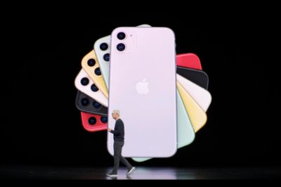 """Introduced the new """"cheap"""" iPhone 11"""