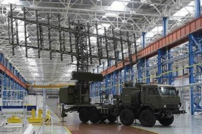Crimea and the south of Russia will be protected by heavy duty radars