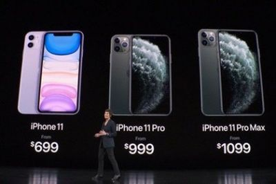 Revealed the price of the new iPhone 11