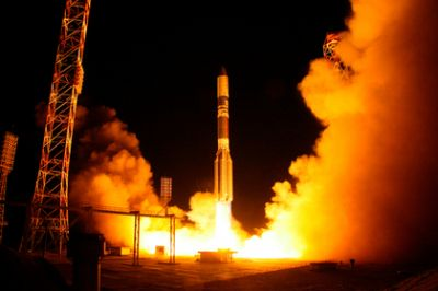 Roscosmos after SpaceX lowered prices