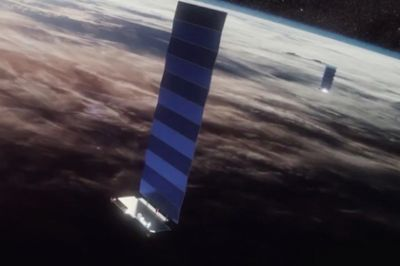 SpaceX uncontrolled satellite recognized as dangerous