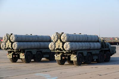 In Russia, warned about the degradation of the S-400 due to Saudi Arabia